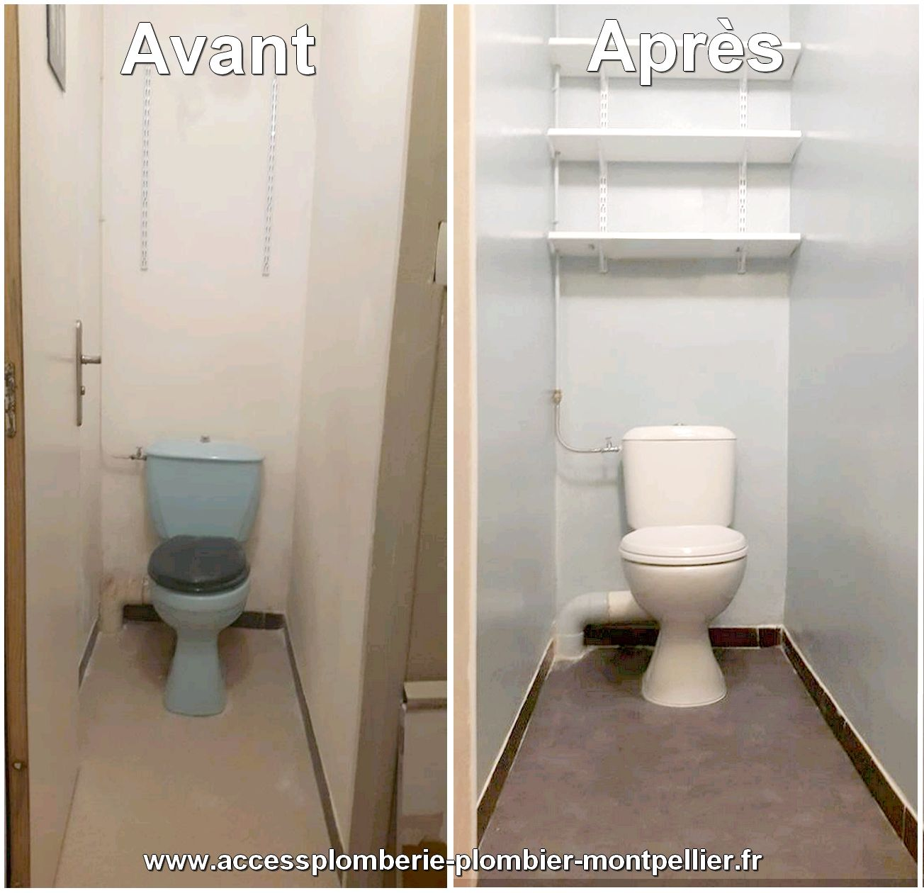 Toilette Rénovations Plombier Montpellier